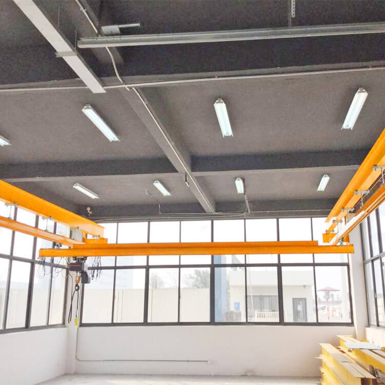 Easy Operation Double Beam KBK Crane With Discount
