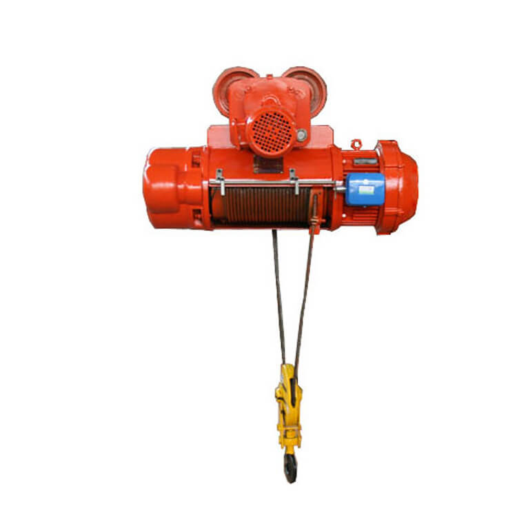 Hot Selling General Use Electric Wire Rope Hoist